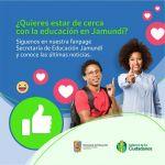Secretaría de Educación de Jamundí estrena canal digital