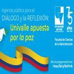 Univalle invita a participar en agenda pública para el Diálogo y la Reflexión