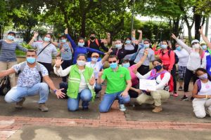 Más de 80 embajadores jamundeños disfrutaron las rutas turísticas