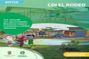 CDI El Rodeo recibe dotación y comienza plan piloto de alternancia