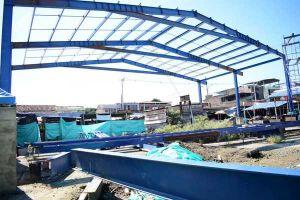 La próxima semana reinician obras en la Plaza de Mercado