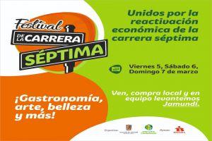 Festival de la Carrera Séptima: Oportunidad para el emprendimiento