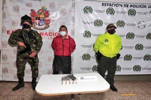 Capturado líder del GAOR Jaime Martínez que delinquía en Jamundí