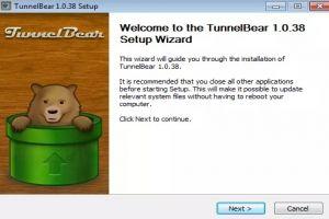 TunnelBear ofrece sus servicios de conexión ante posibles casos de censura