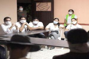 Alcalde de Jamundí sostiene diálogos con promotores del paro